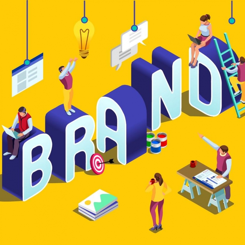 5 things to consider when defining a brand identity