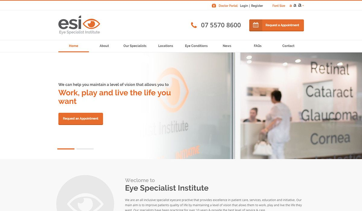 Eye Specialist Institue
