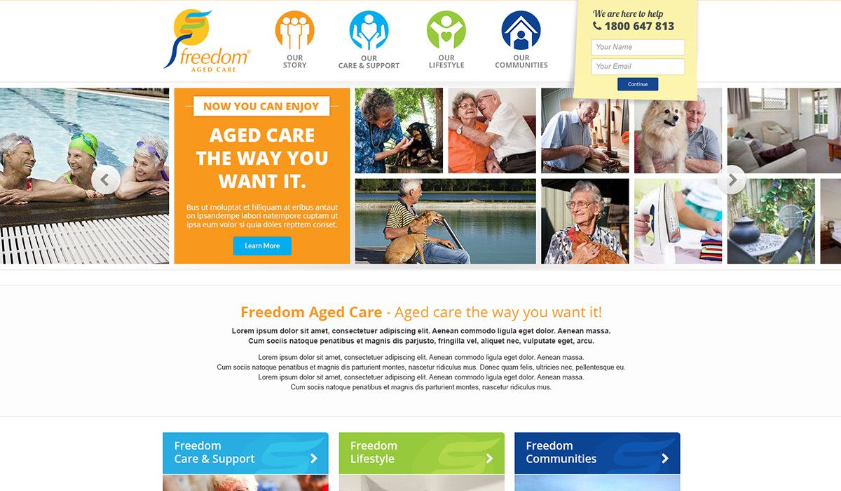 Freedom Aged Care